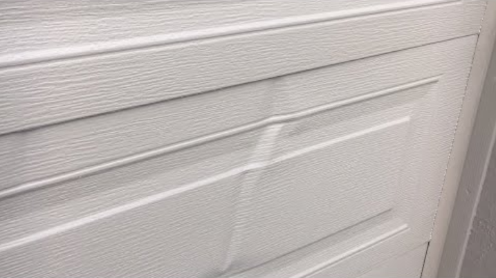 Schaumburg garage door panel replacement