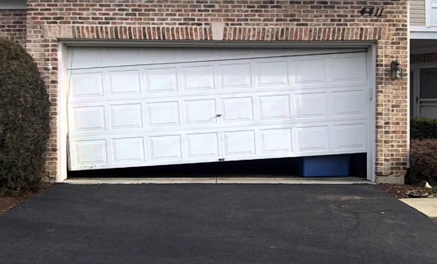 Schaumburg Off Track Garage Door Repair Pro Garage Door