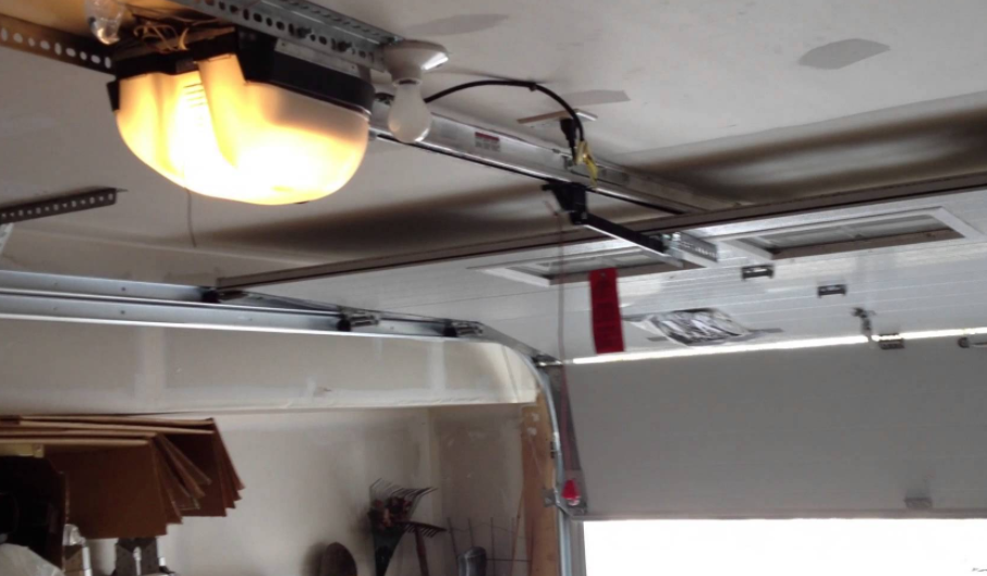 schaumburg garage door opener install